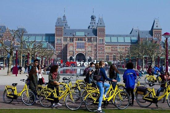 U kunt ook kiezen om als onderdeel van de op maat gemaakte tour een fietstocht te maken.