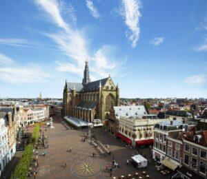 Bestel een taxi in, van of naar Haarlem direct bij Elitetaxi